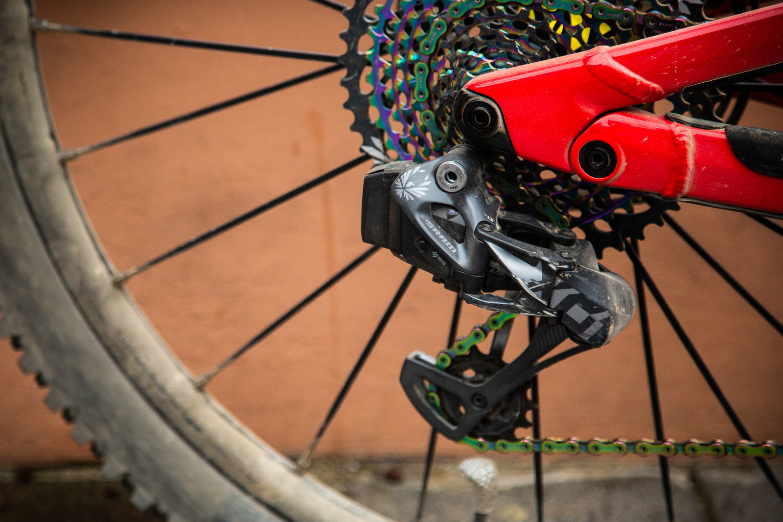 SRAM AXS - PIT BITS - Enduro Trophy of Nations - Mountain Biking Pictures - Vital MTB