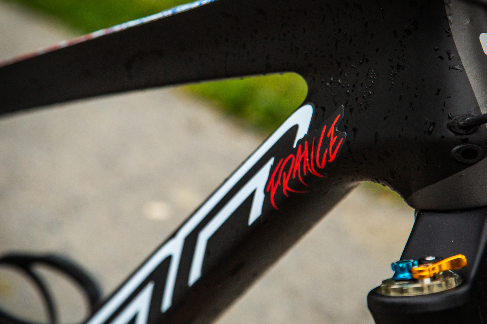 Kevin Miguel's SUNN Kern LT 29 - PIT BITS - Enduro Trophy of Nations - Mountain Biking Pictures - Vital MTB