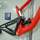$600 Open-Mold Trail Bike Frame