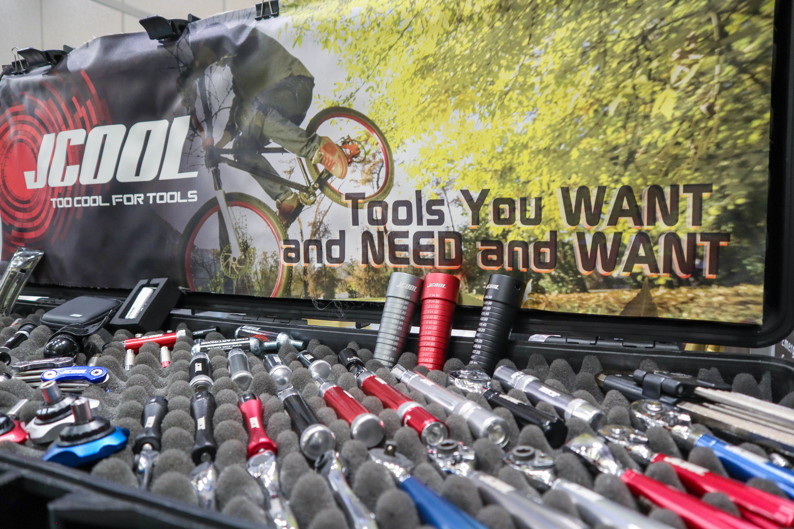Tools You Want and Need and Want - Crazy Bike Tech from Taichung Bike Week - Mountain Biking Pictures - Vital MTB