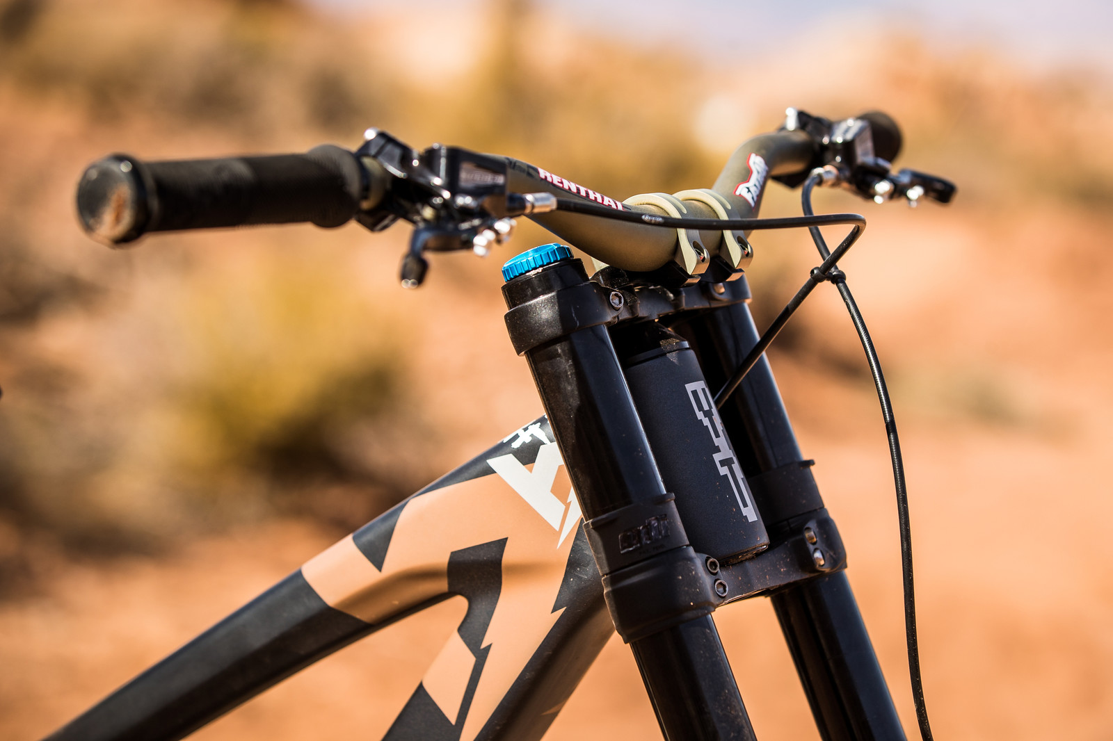 RAMPAGE BIKE - Andreu Lacondeguy's YT TUES - RAMPAGE BIKE - Andreu Lacondeguy's YT TUES - Mountain Biking Pictures - Vital MTB