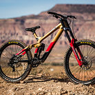RAMPAGE BIKE - Brandon Semenuk's Trek Session