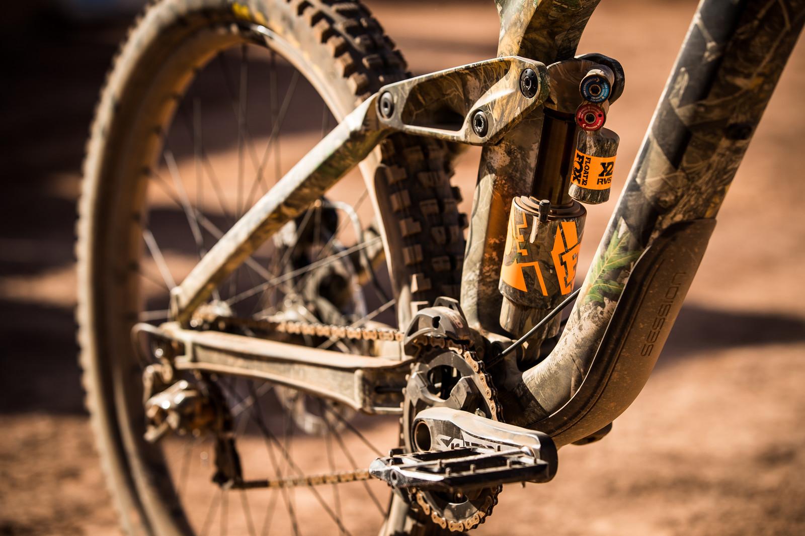 Brett Rheeder's Trek Session for Rampage 2019 - RAMPAGE BIKE - Brett Rheeder's Trek Session - Mountain Biking Pictures - Vital MTB