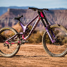 RAMPAGE BIKE - Thomas Genon's Canyon Sender