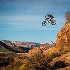 Riding and Digging at the 2019 Red Bull Rampage