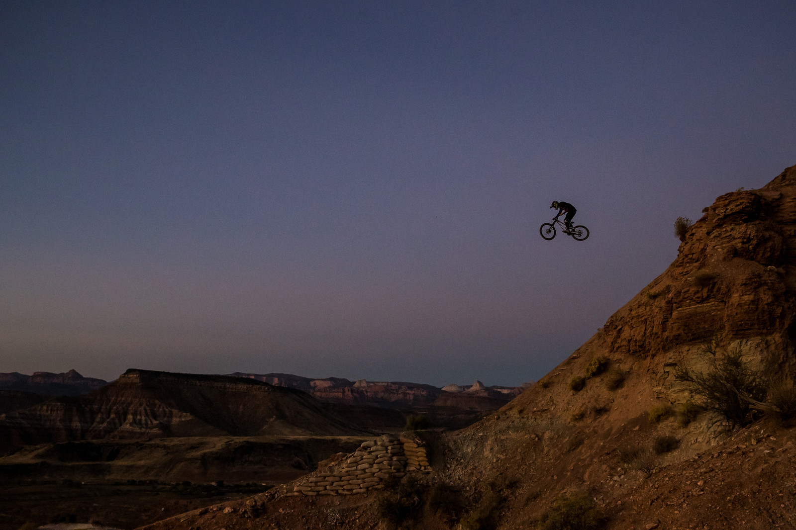 Last Light Hucking - Rampage Riding Photos from @maddogboris - Rampage Riding Action from @maddogboris - Mountain Biking Pictures - Vital MTB
