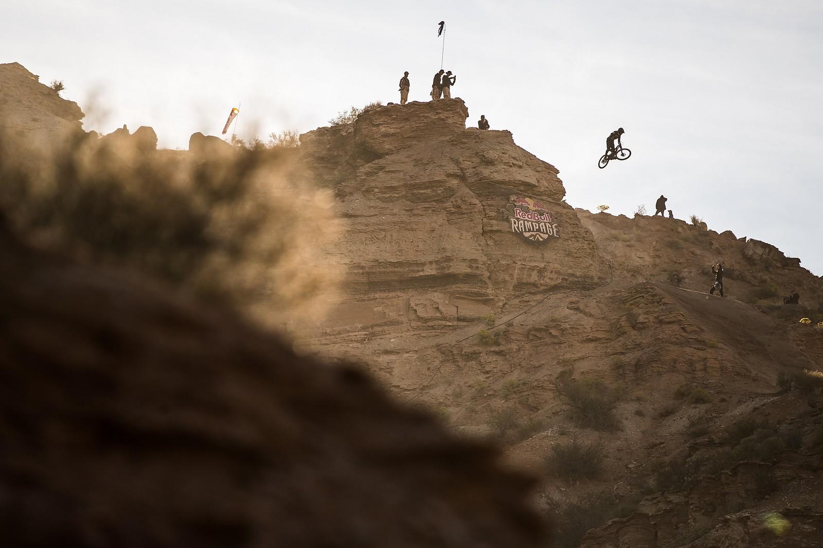 XXL Hucking at Rampage - More Rampage Hucking from @maddogboris - Mountain Biking Pictures - Vital MTB