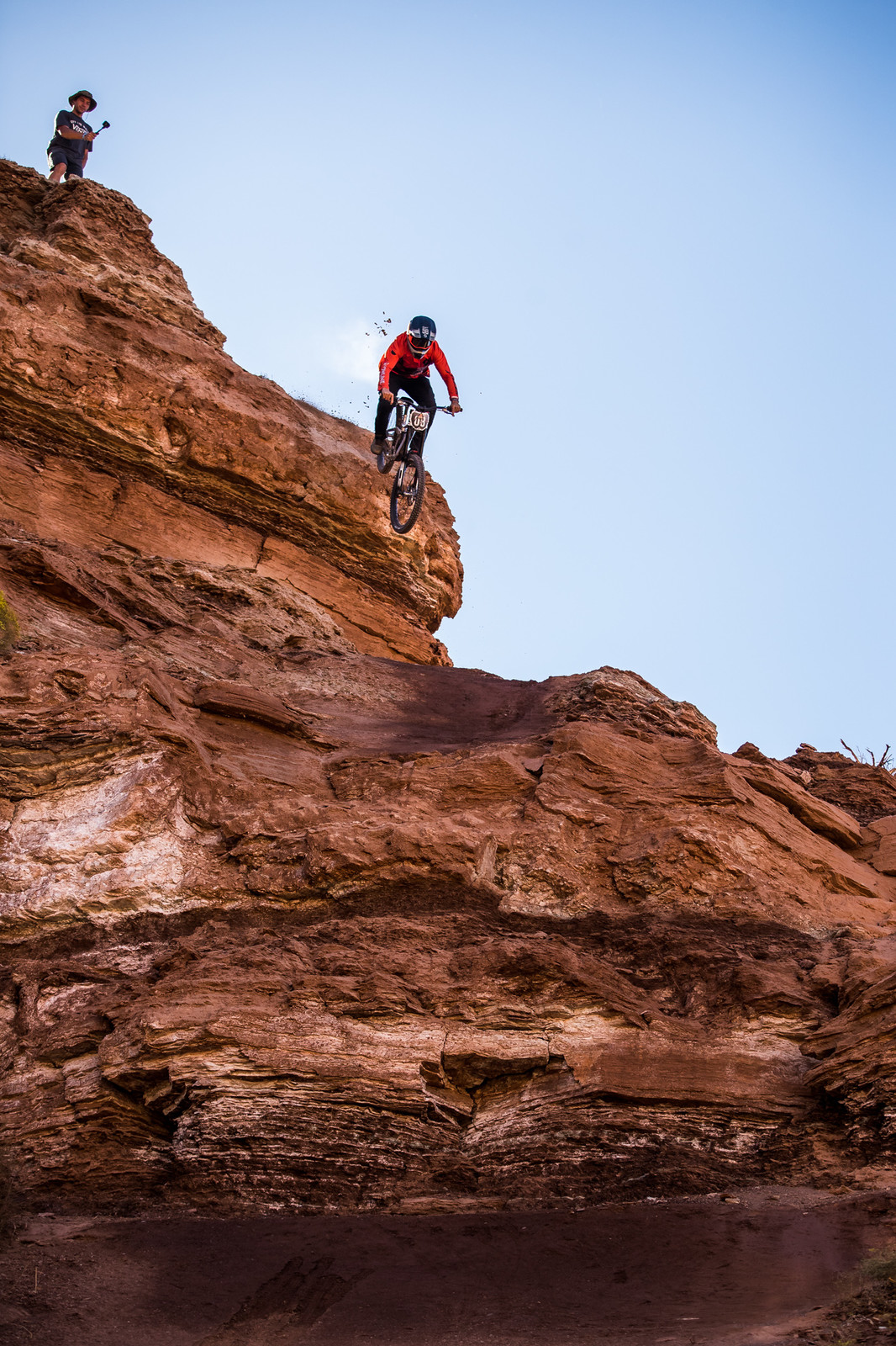 I Never Ride Park - 2019 Red Bull Rampage Finals Photos by @maddogboris - Mountain Biking Pictures - Vital MTB