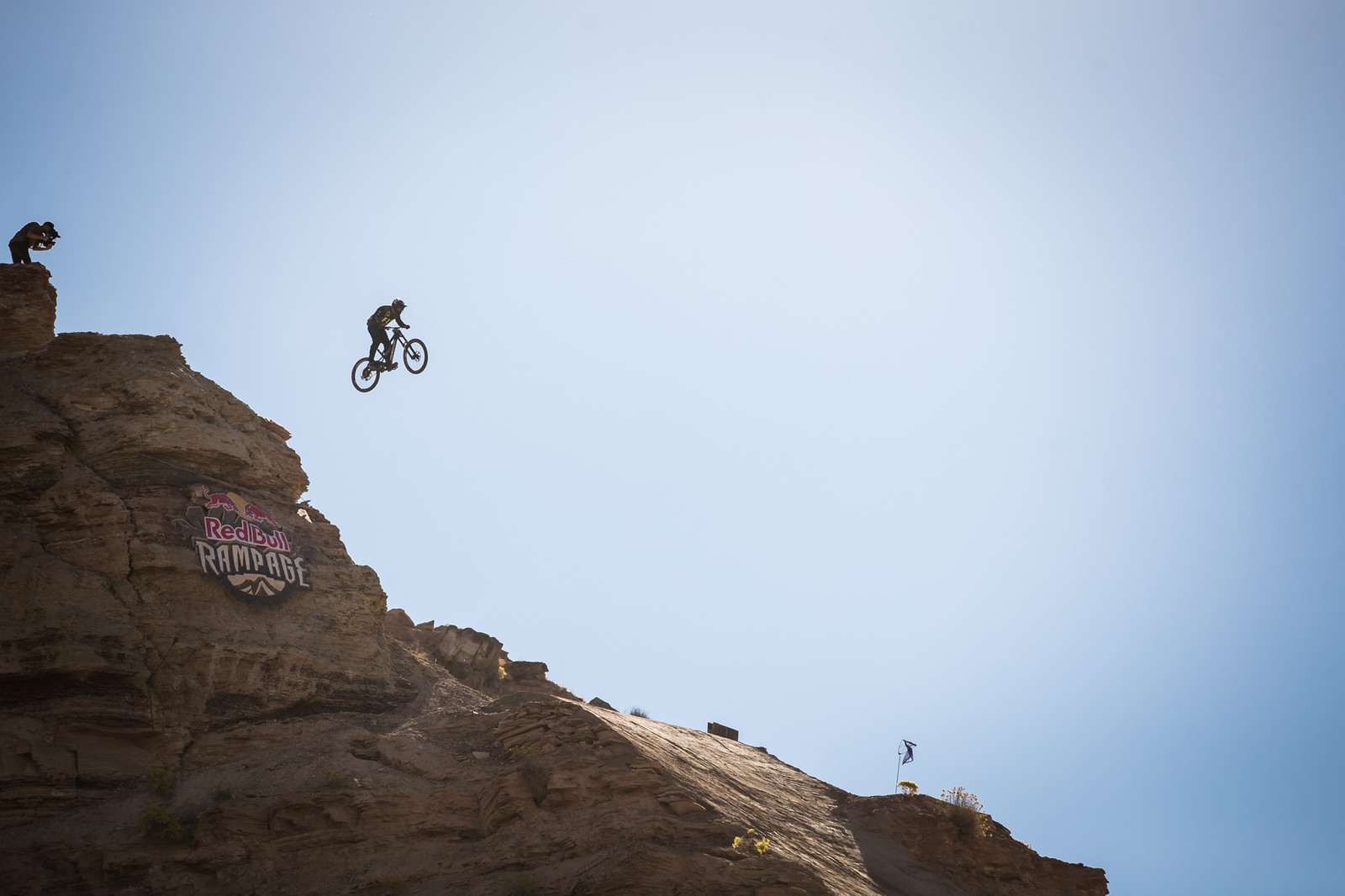 Sorge Soars at Rampage 2019 - 2019 Red Bull Rampage Finals Photos by @maddogboris - Mountain Biking Pictures - Vital MTB