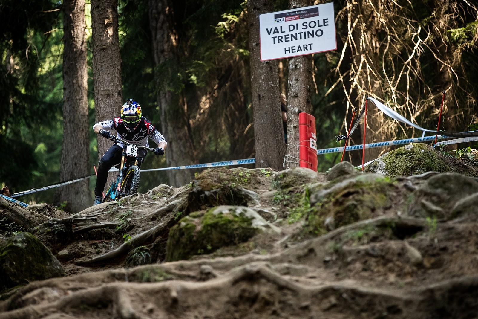 Heart is an Understatement. Brook Macdonald - A Big Bad Batch of Brook Macdonald Bangers - Mountain Biking Pictures - Vital MTB