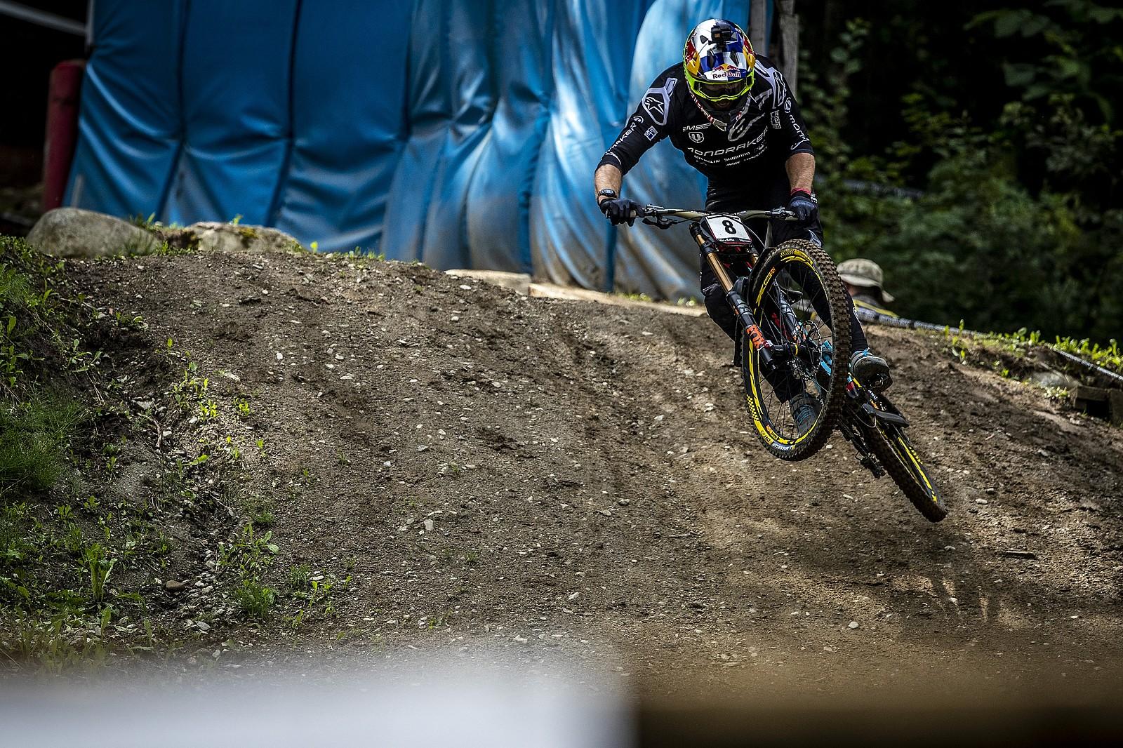 Val di Sole Moto Moves, Brook Macdonald - A Big Bad Batch of Brook Macdonald Bangers - Mountain Biking Pictures - Vital MTB