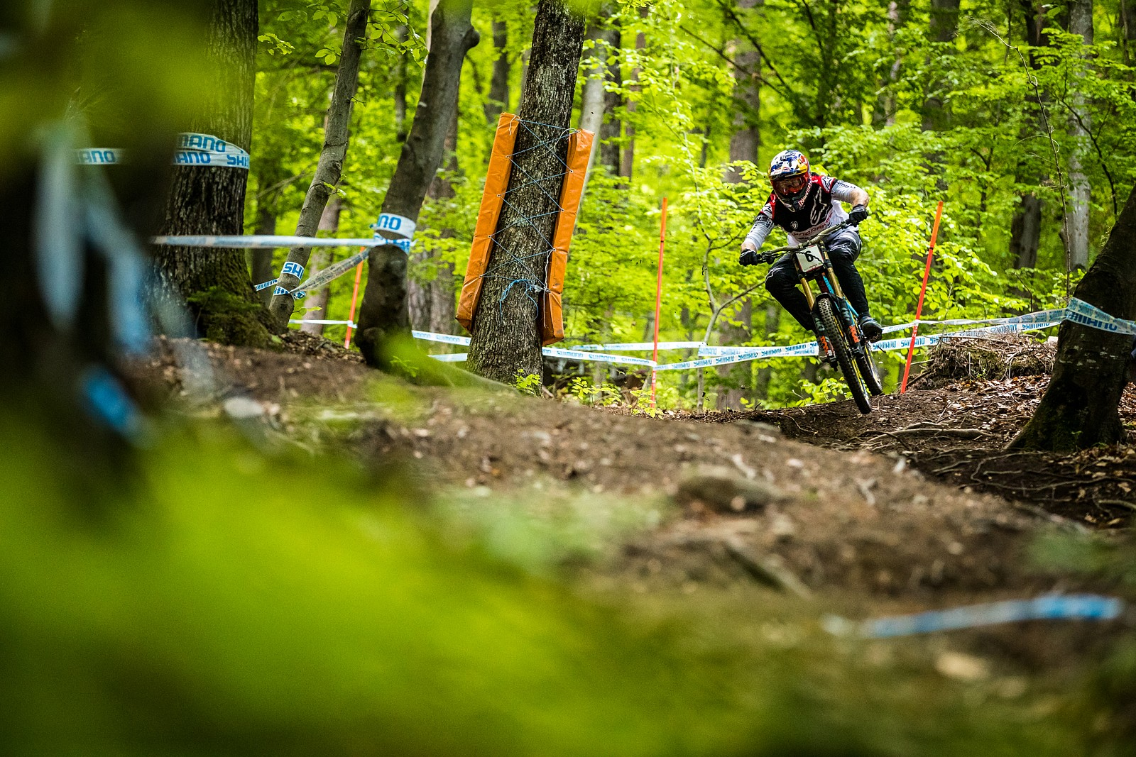 Brook Macdonald in Maribor - A Big Bad Batch of Brook Macdonald Bangers - Mountain Biking Pictures - Vital MTB