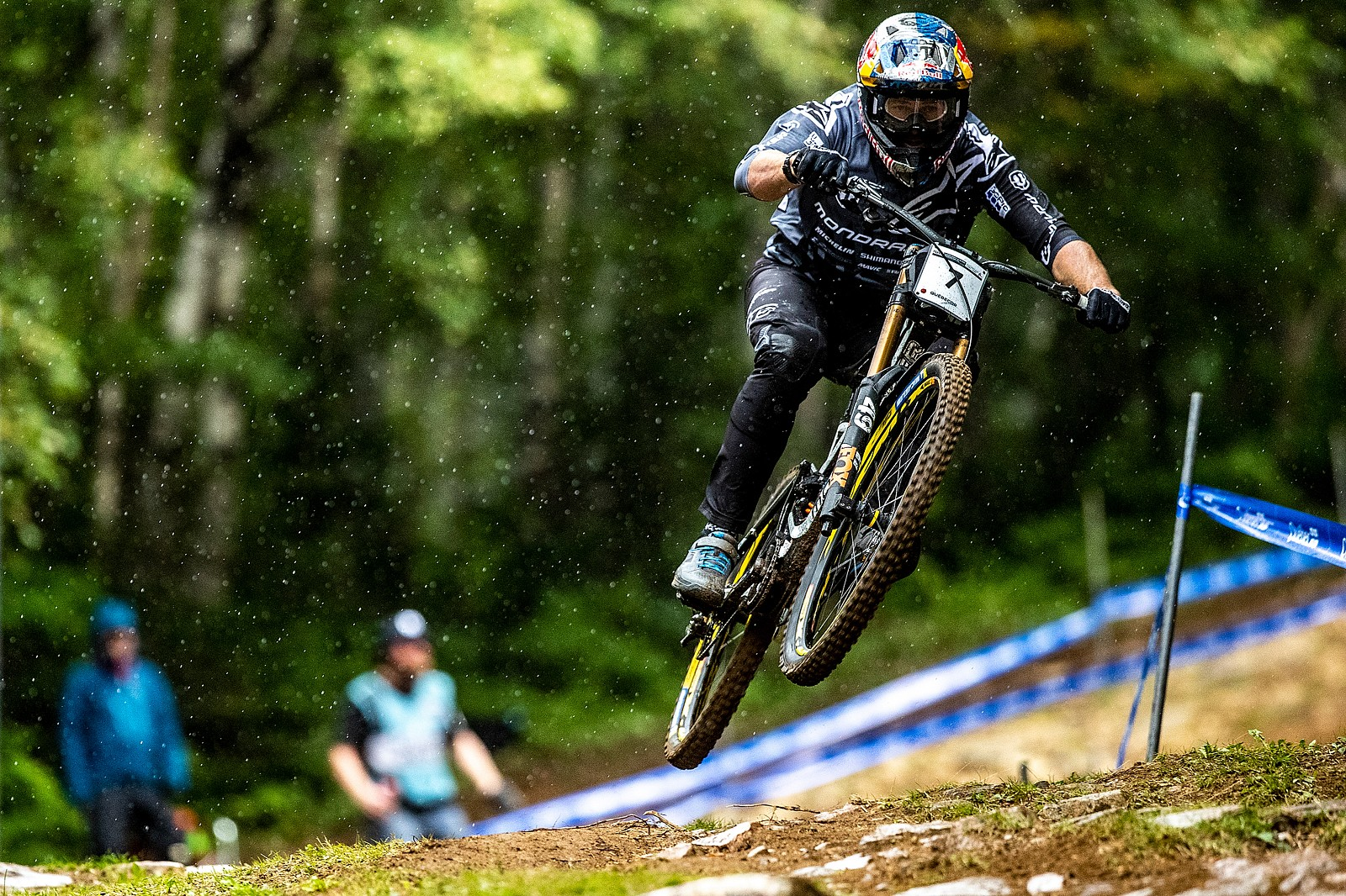 Parting the Rain at Warp Speed, Brook Macdonald - A Big Bad Batch of Brook Macdonald Bangers - Mountain Biking Pictures - Vital MTB