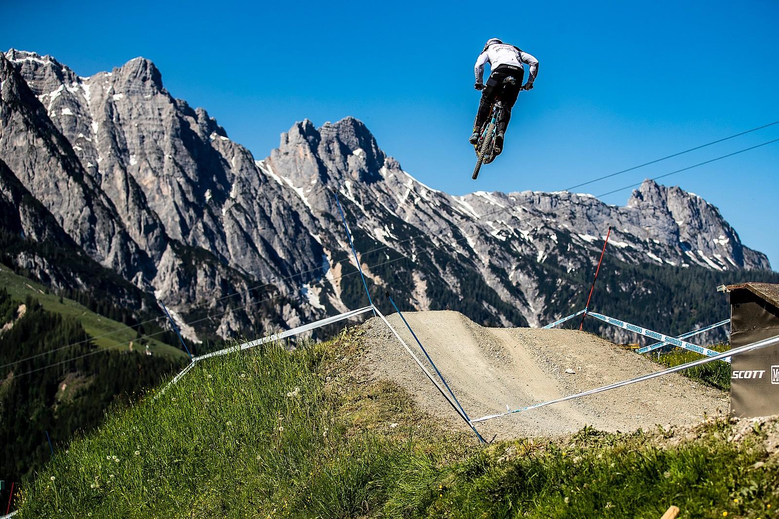 Lofting in Leogang - Brook Macdonald - A Big Bad Batch of Brook Macdonald Bangers - Mountain Biking Pictures - Vital MTB