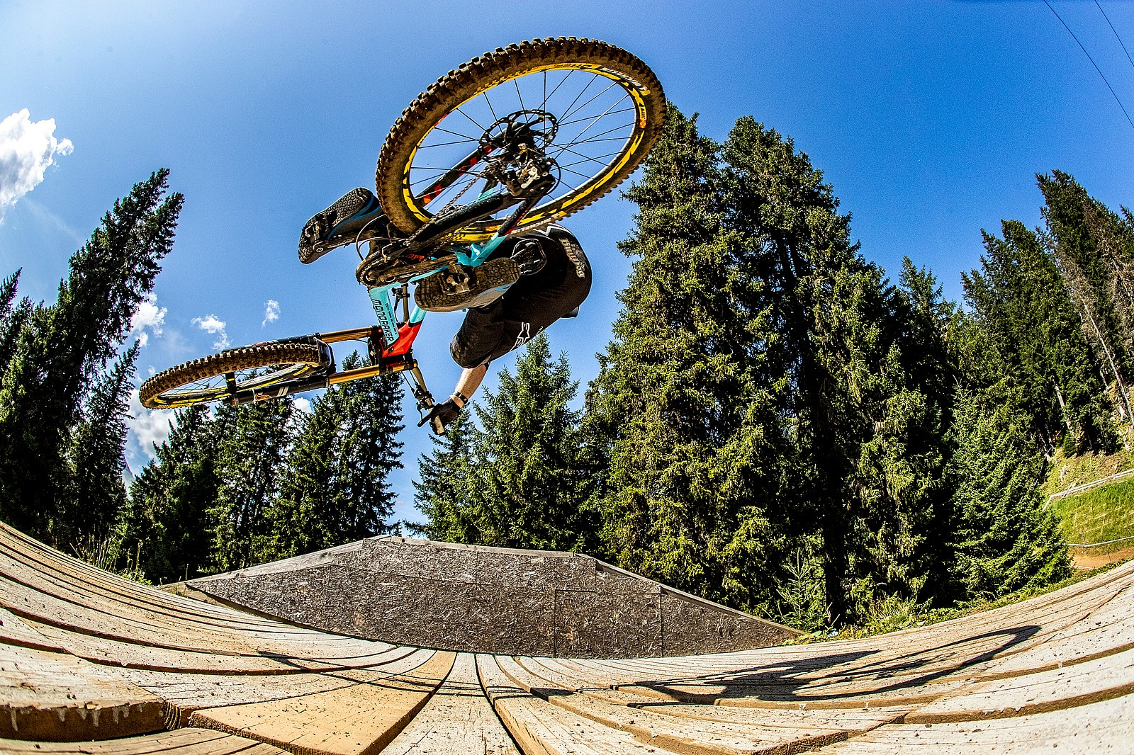 Bulldogs Fly Low - Brook Macdonald - A Big Bad Batch of Brook Macdonald Bangers - Mountain Biking Pictures - Vital MTB