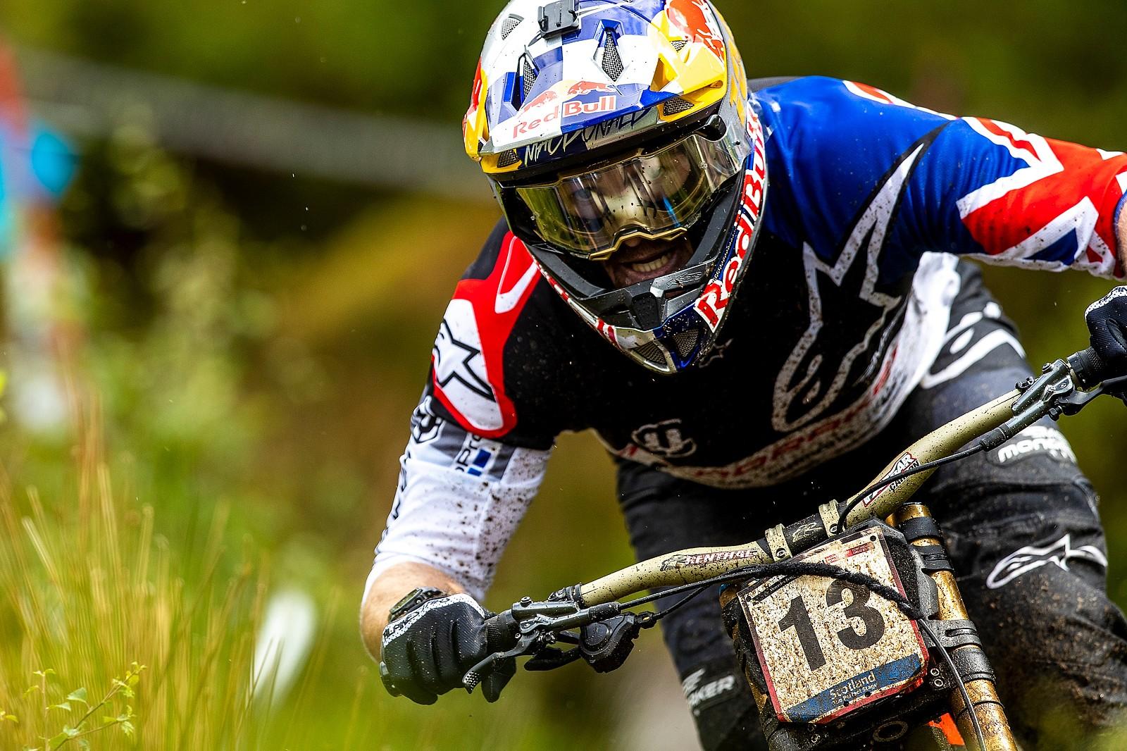 Grit, Focus - Brook Macdonald - A Big Bad Batch of Brook Macdonald Bangers - Mountain Biking Pictures - Vital MTB