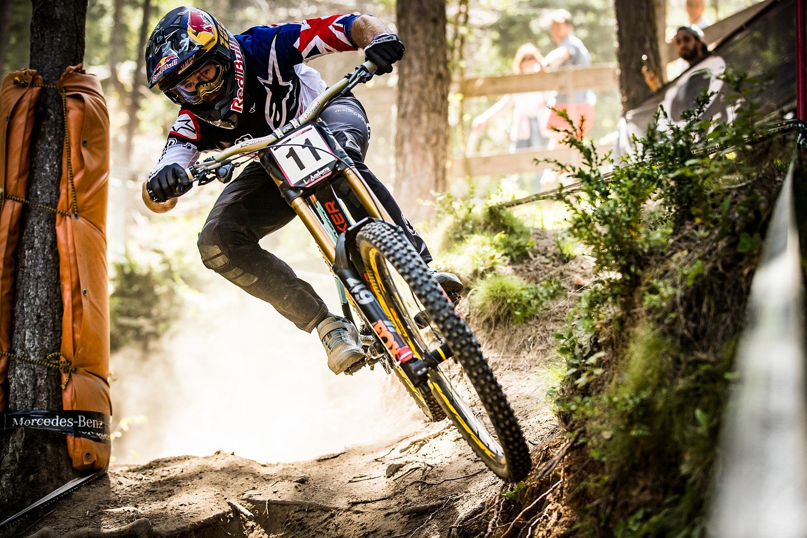 Angled in Andorra, Brook Macdonald - A Big Bad Batch of Brook Macdonald Bangers - Mountain Biking Pictures - Vital MTB