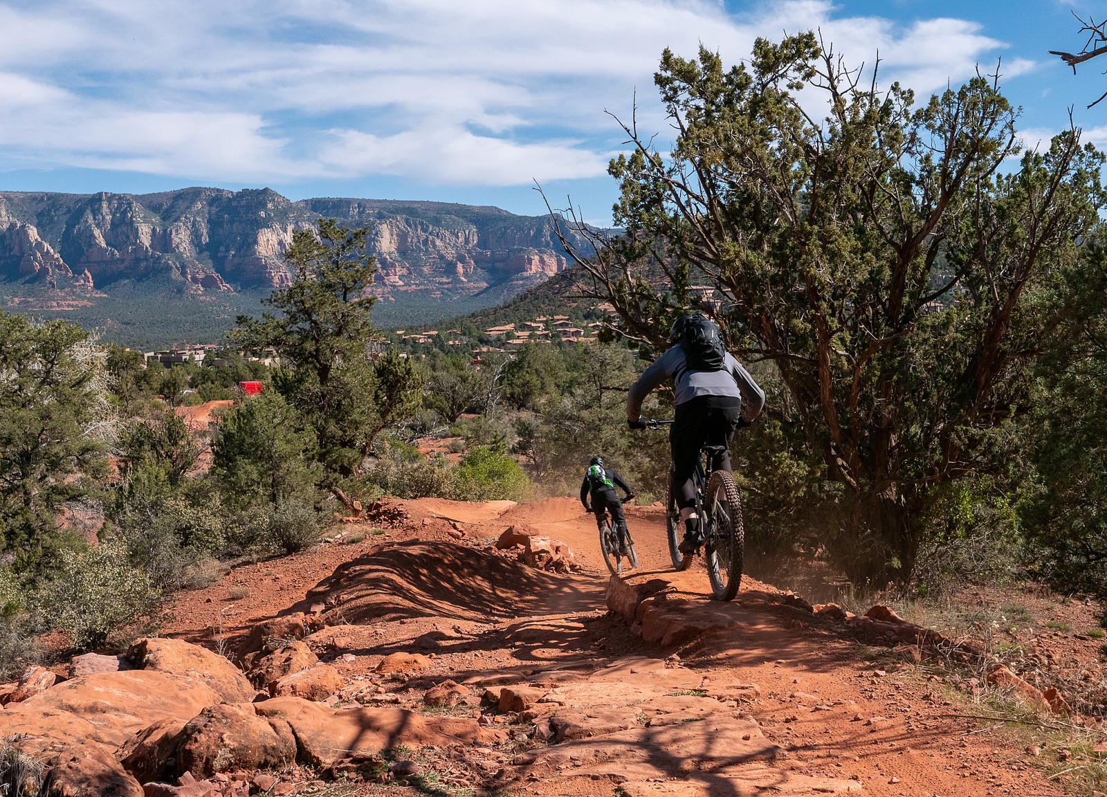 Wildcat Flow Trail, Sedona - PIT BITS 2 - Sedona Bike Festival 2020 - Mountain Biking Pictures - Vital MTB