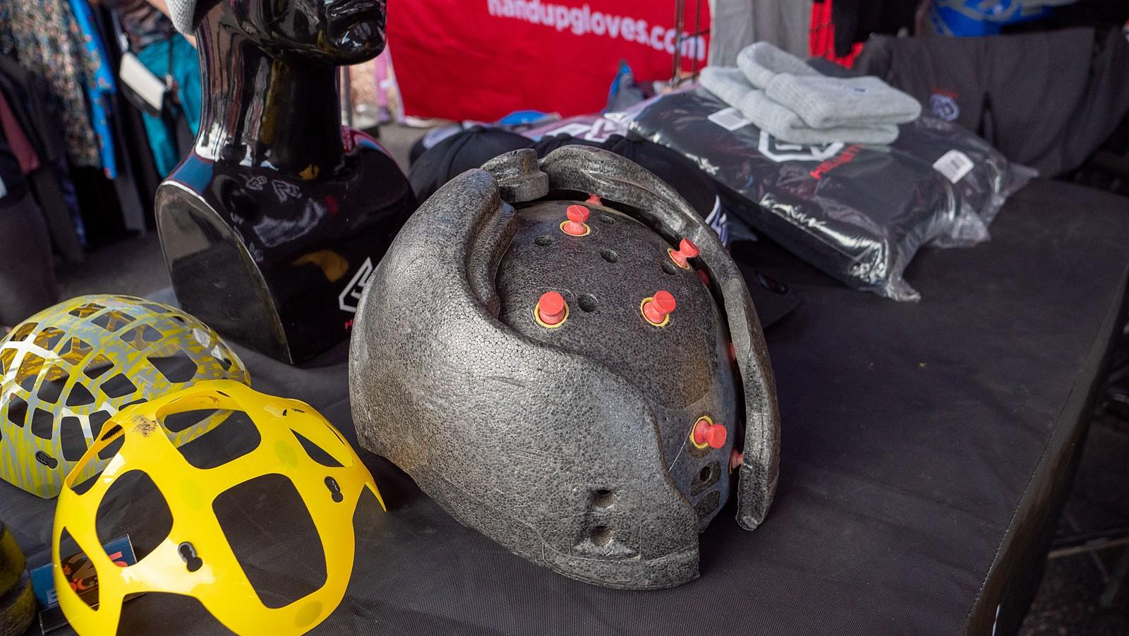 6D Helmet Technology - PIT BITS 2 - Sedona Bike Festival 2020 - Mountain Biking Pictures - Vital MTB