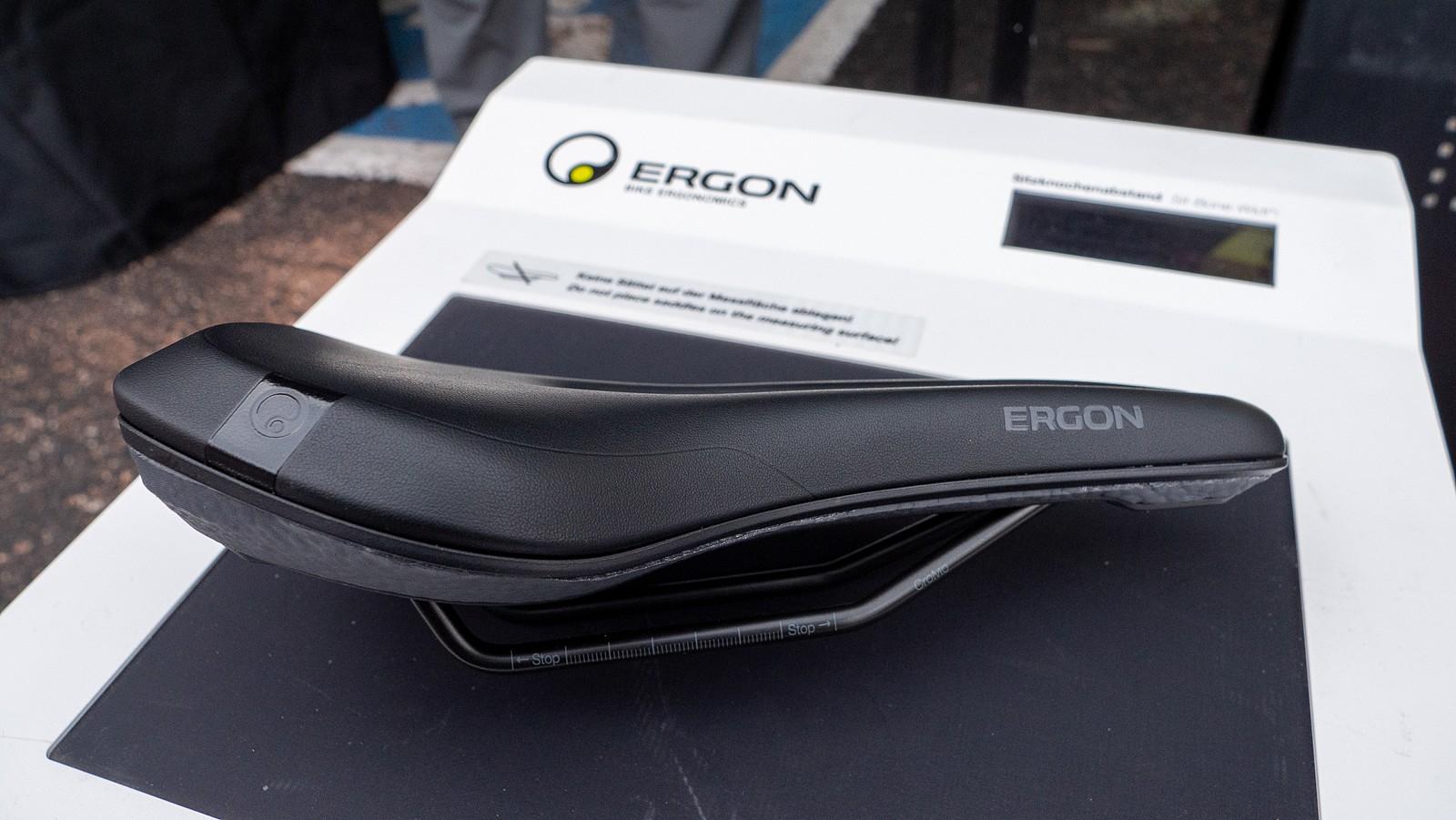 Ergon SM Enduro Comp Saddle - PIT BITS 2 - Sedona Bike Festival 2020 - Mountain Biking Pictures - Vital MTB