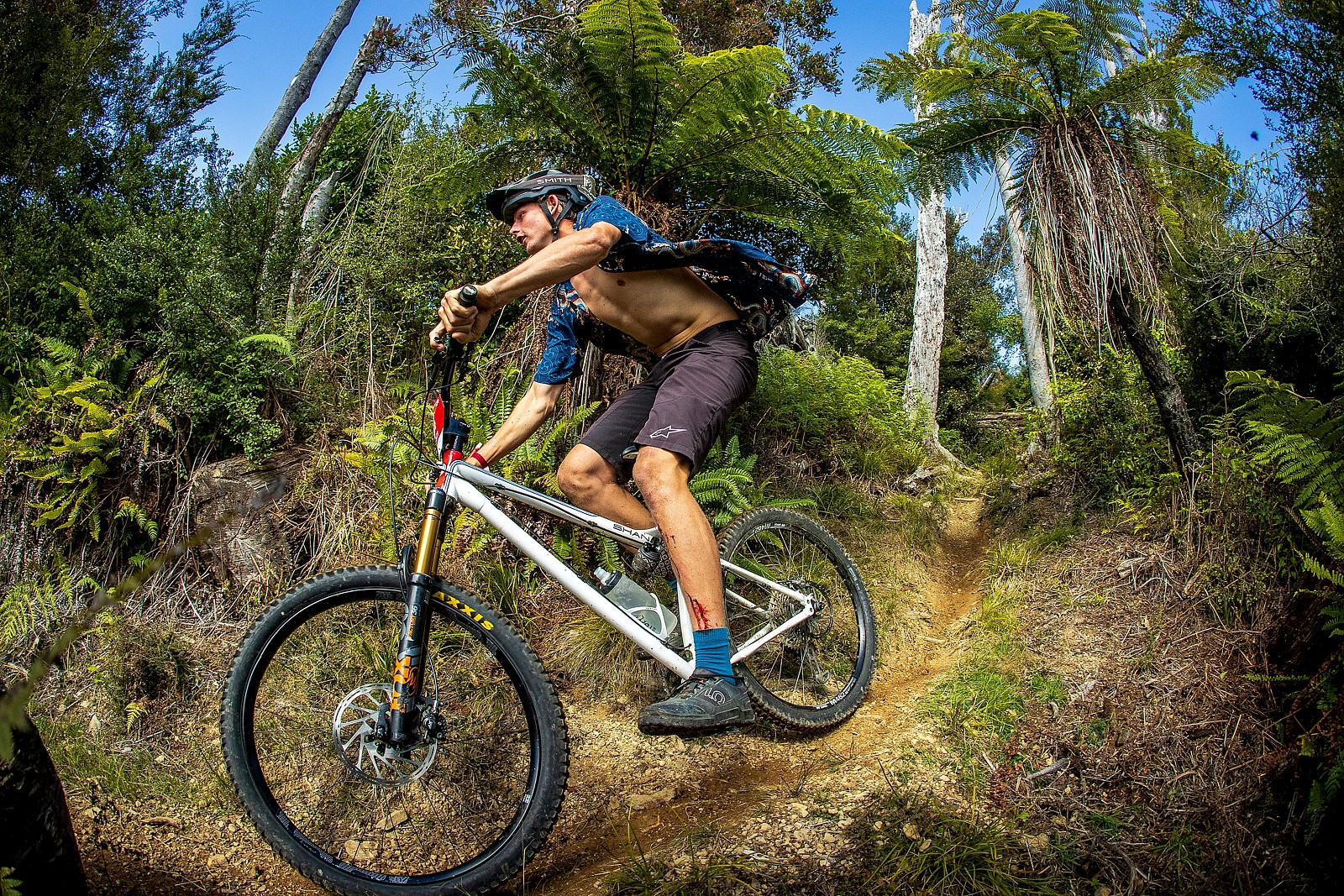 The Last MTB Race For a While? Mammoth Enduro, Nelson, New Zealand - Mammoth Enduro, Nelson, New Zealand - Race Report - Mountain Biking Pictures - Vital MTB