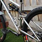 Homemade High-Pivot Enduro Bike by Ctuck