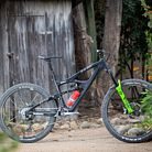 Brian Lopes' Ibis Mojo HD in Mullet Mode