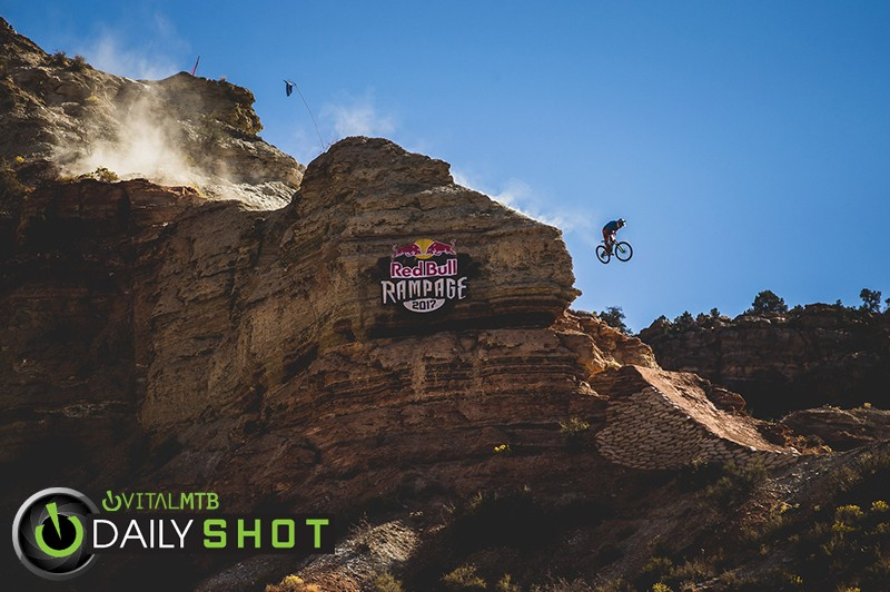 The Claw, Timeless - @maddogboris' Rampage Finals Photos - Mountain Biking Pictures - Vital MTB
