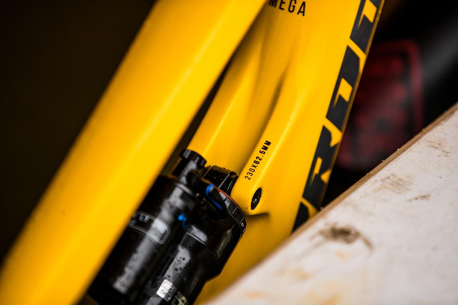 New Nukeproof - PIT BITS - Enduro World Series, Zermatt - Mountain Biking Pictures - Vital MTB