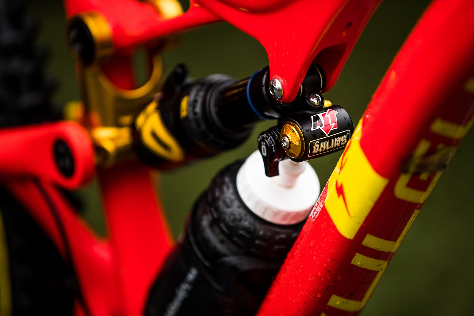 Fulgur Roccia 29 - PIT BITS - Enduro World Series, Zermatt - Mountain Biking Pictures - Vital MTB