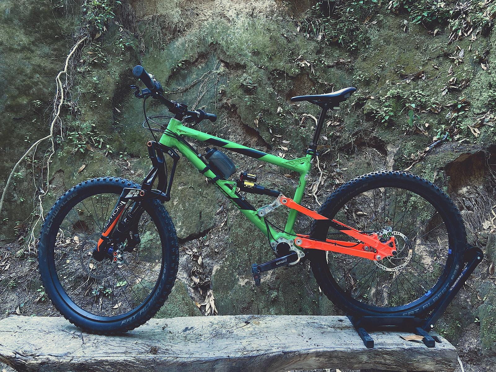 Not Your Typical Mountain Bikes - Vital Member Nicolai / Geometron Builds - UNIQUE Mountain Bikes! Vital Member Nicolai / Geometron Builds - Mountain Biking Pictures - Vital MTB
