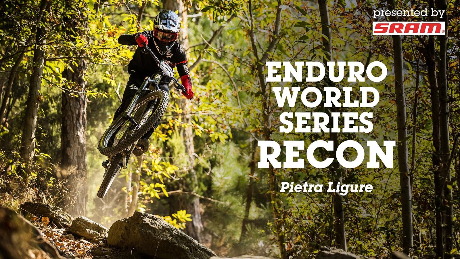 2020 Enduro World Series Recon - Pietra Ligure, Italy - 2020 Enduro World Series Recon - Pietra Ligure, Italy - Mountain Biking Pictures - Vital MTB