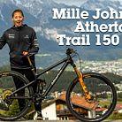 Mille Johnset's Atherton Bikes Trail 150 29er