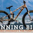WINNING BIKE - Emil Johansson's Trek Ticket S