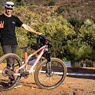 Pro Bike: Braydon Bringhurst's Canyon Spectral Slalom Bike
