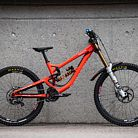 WORLD CHAMPS BIKE - Matt Walker's Saracen Myst