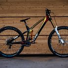 WORLD CHAMPS BIKE - Max Hartenstern's Cube Two15