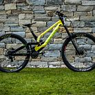 WORLD CHAMPS BIKE - Kye A'hern's Canyon Sender
