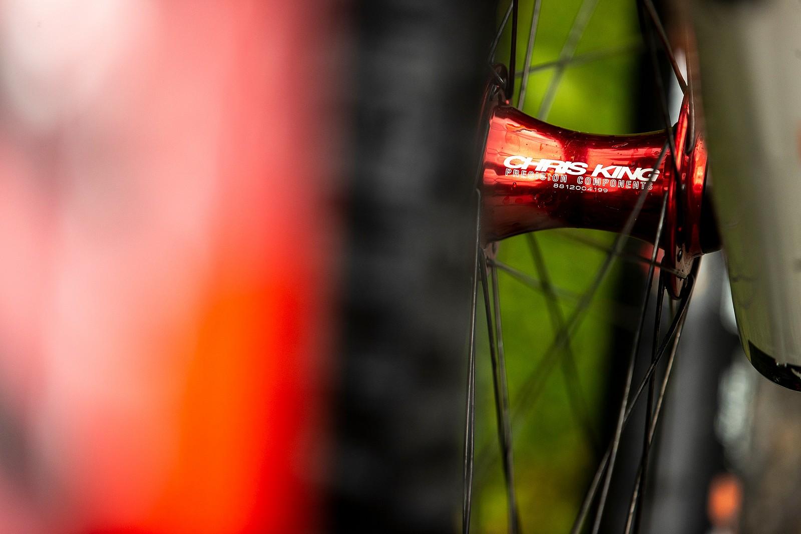 More King of the Bling - WORLD CHAMPS BIKE - Loris Vergier's and Luca Shaw's Santa Cruz V10 - Mountain Biking Pictures - Vital MTB