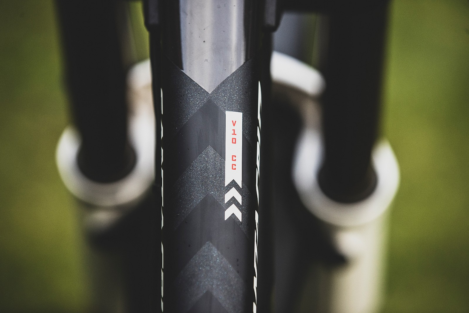 V10 CC XXXXXL - WORLD CHAMPS BIKE - Greg Minnaar's Santa Cruz V10 - Mountain Biking Pictures - Vital MTB