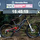 WINNING BIKE: Greg Minnaar's Santa Cruz V10 CC