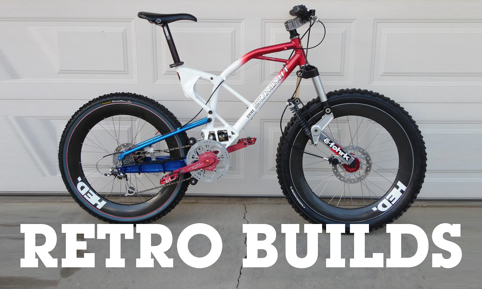 Retro MTB Builds To Inspire or... - RETRO - Bikes That Will Inspire or... - Mountain Biking Pictures - Vital MTB