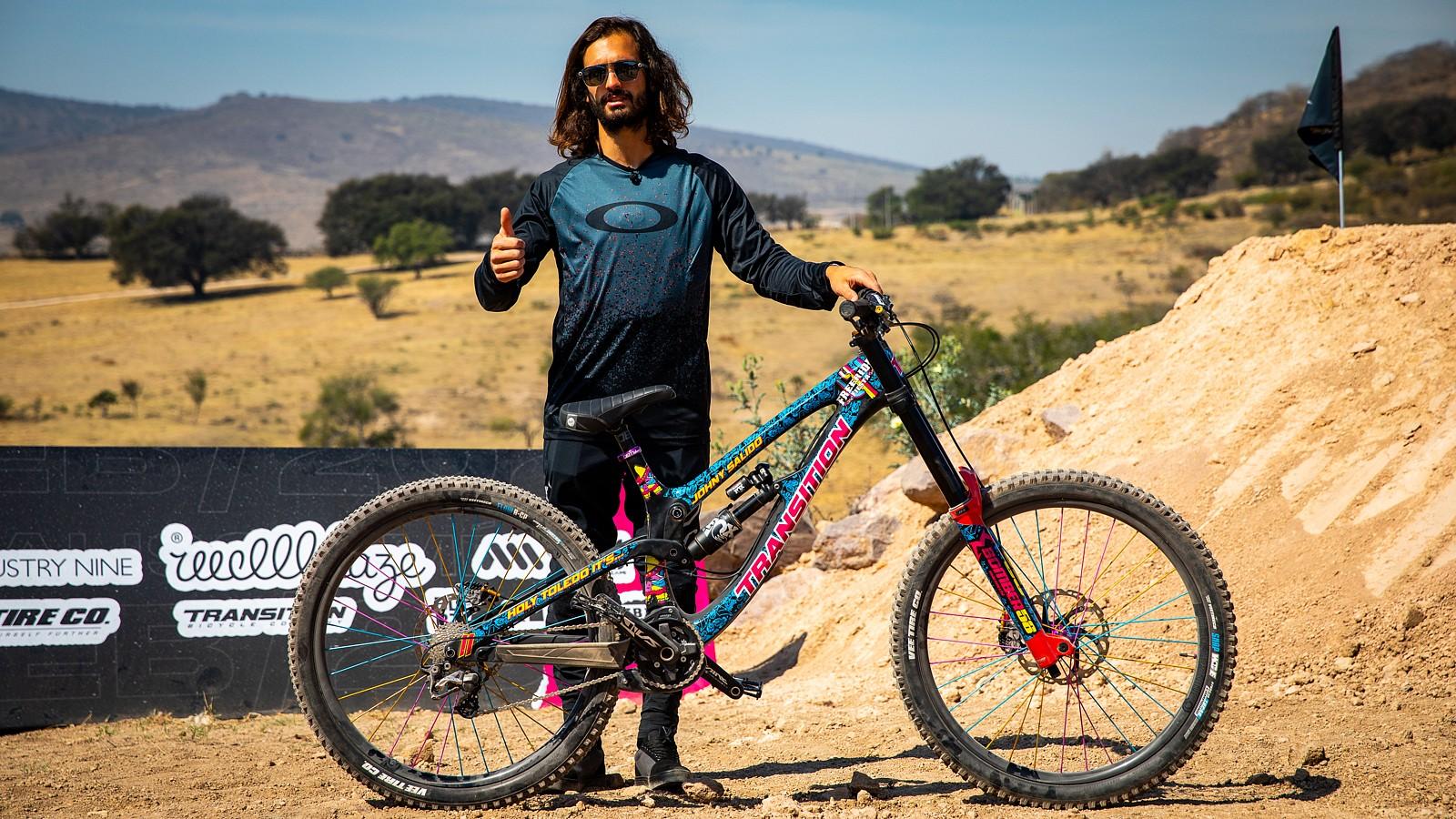 Johny Salido's Freeride Fiesta - 2021 FREERIDE FIESTA - Mountain Biking Pictures - Vital MTB