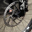 New SRAM 220mm rotors on Trek Factory bikes