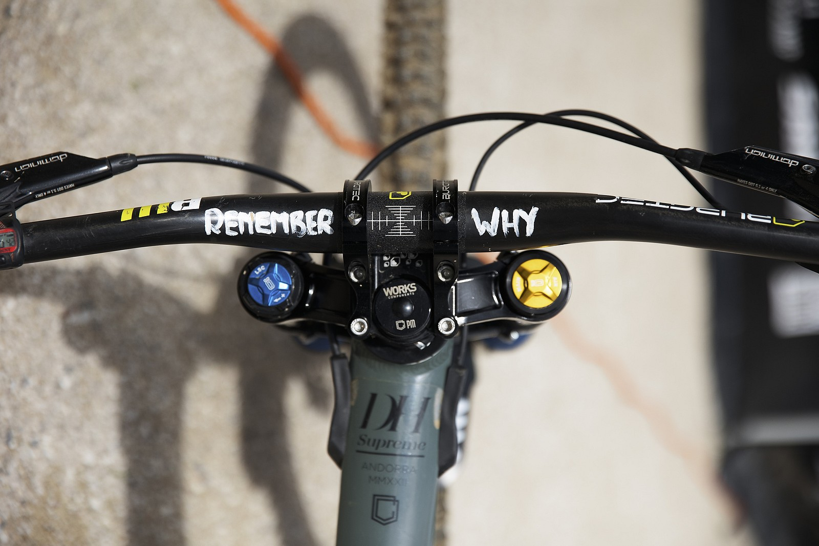 Commencal 21 - PIT BITS - Les Gets World Cup Downhill 2021 - Mountain Biking Pictures - Vital MTB