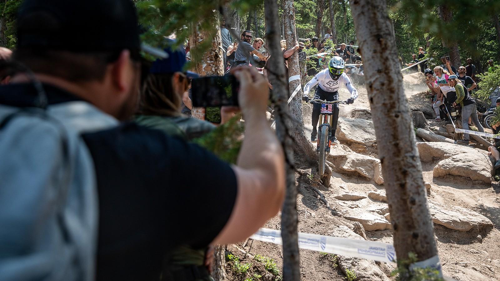 Neko Mulally - US National Champs Downhill Photo Blast - Mountain Biking Pictures - Vital MTB