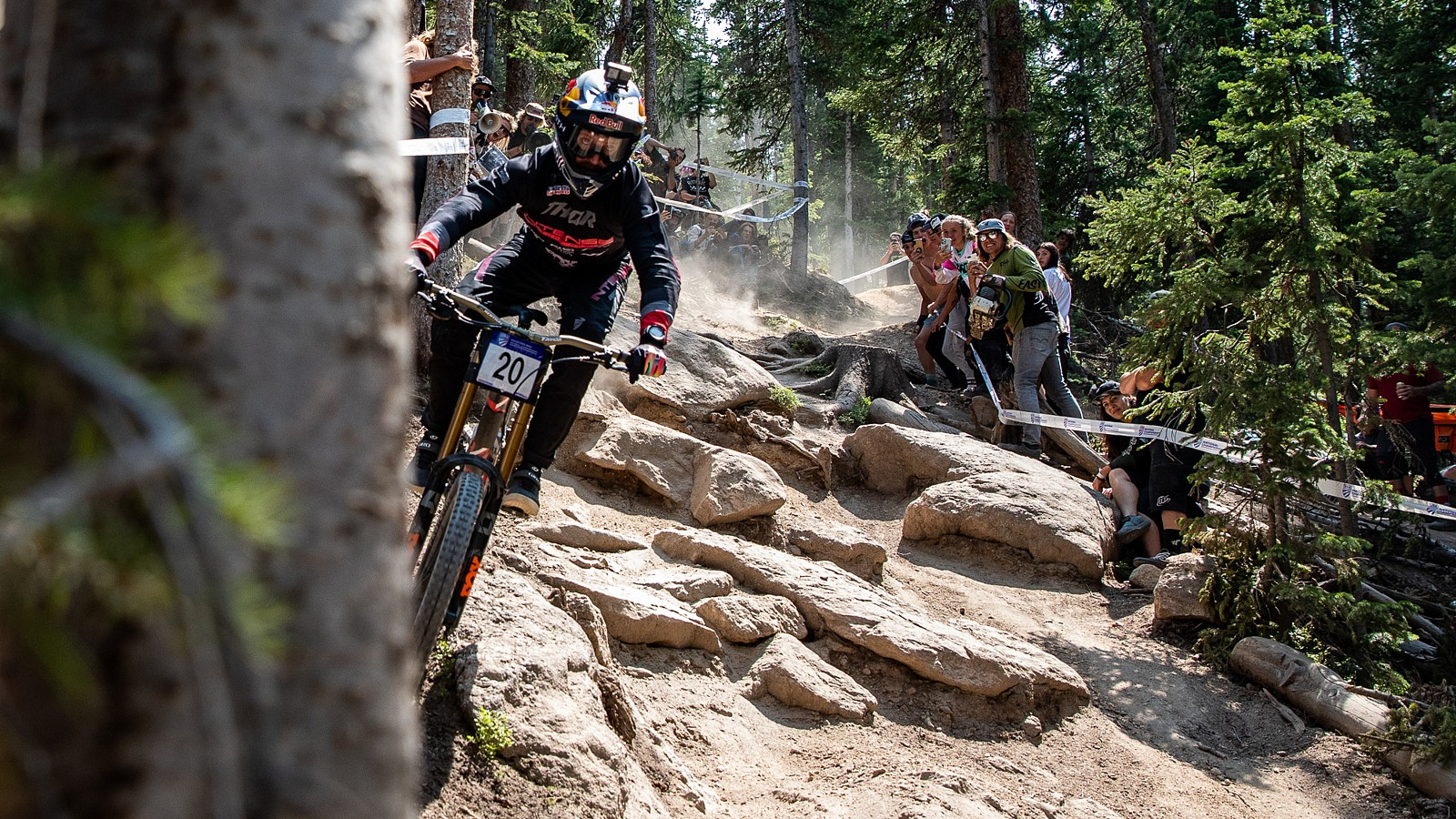 Aaron Gwin - US National Champs Downhill Photo Blast - Mountain Biking Pictures - Vital MTB