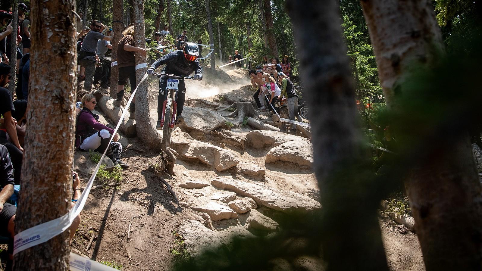 Walker Shaw - US National Champs Downhill Photo Blast - Mountain Biking Pictures - Vital MTB