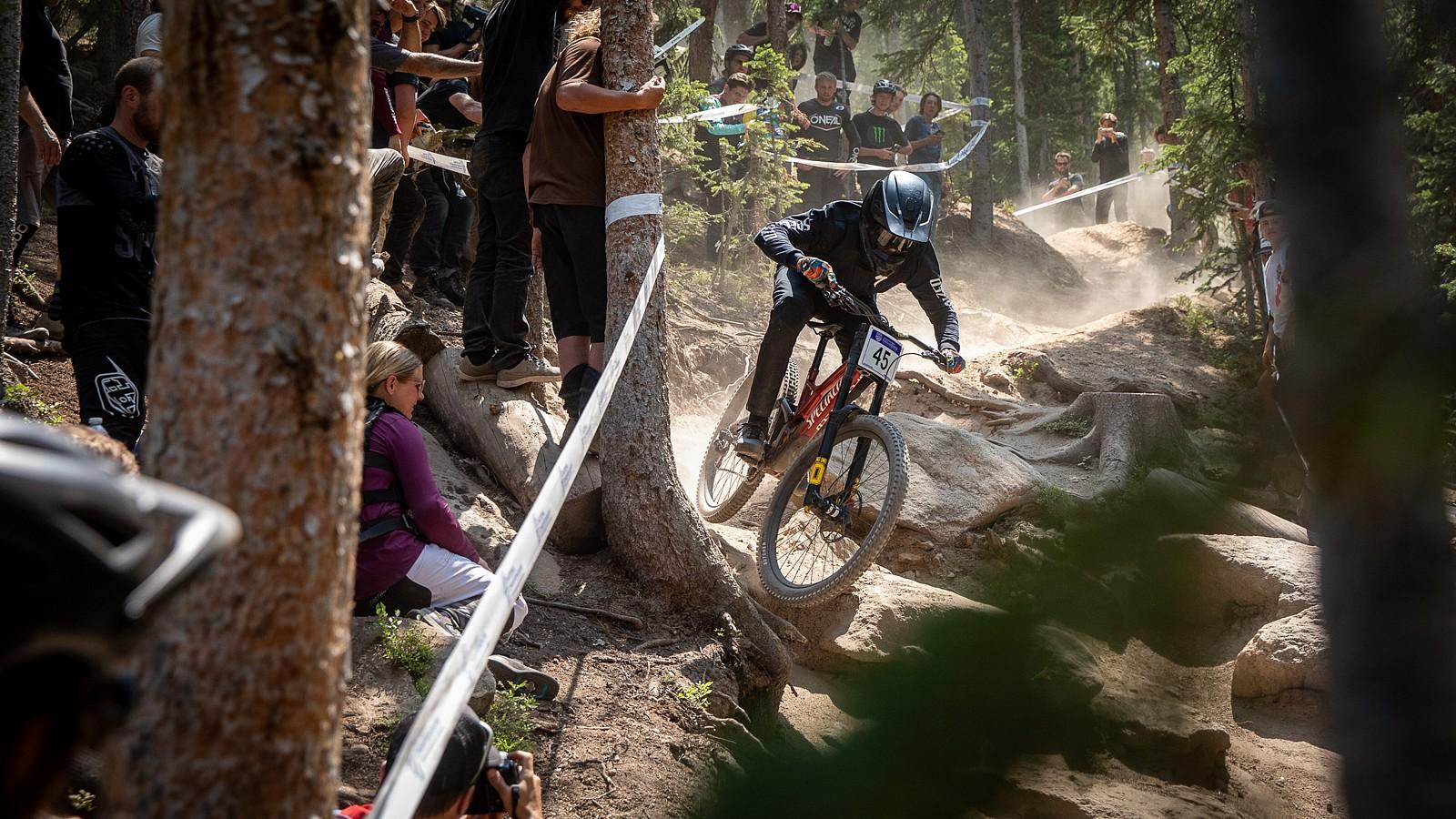 Austin Hackett-Klaube - US National Champs Downhill Photo Blast - Mountain Biking Pictures - Vital MTB