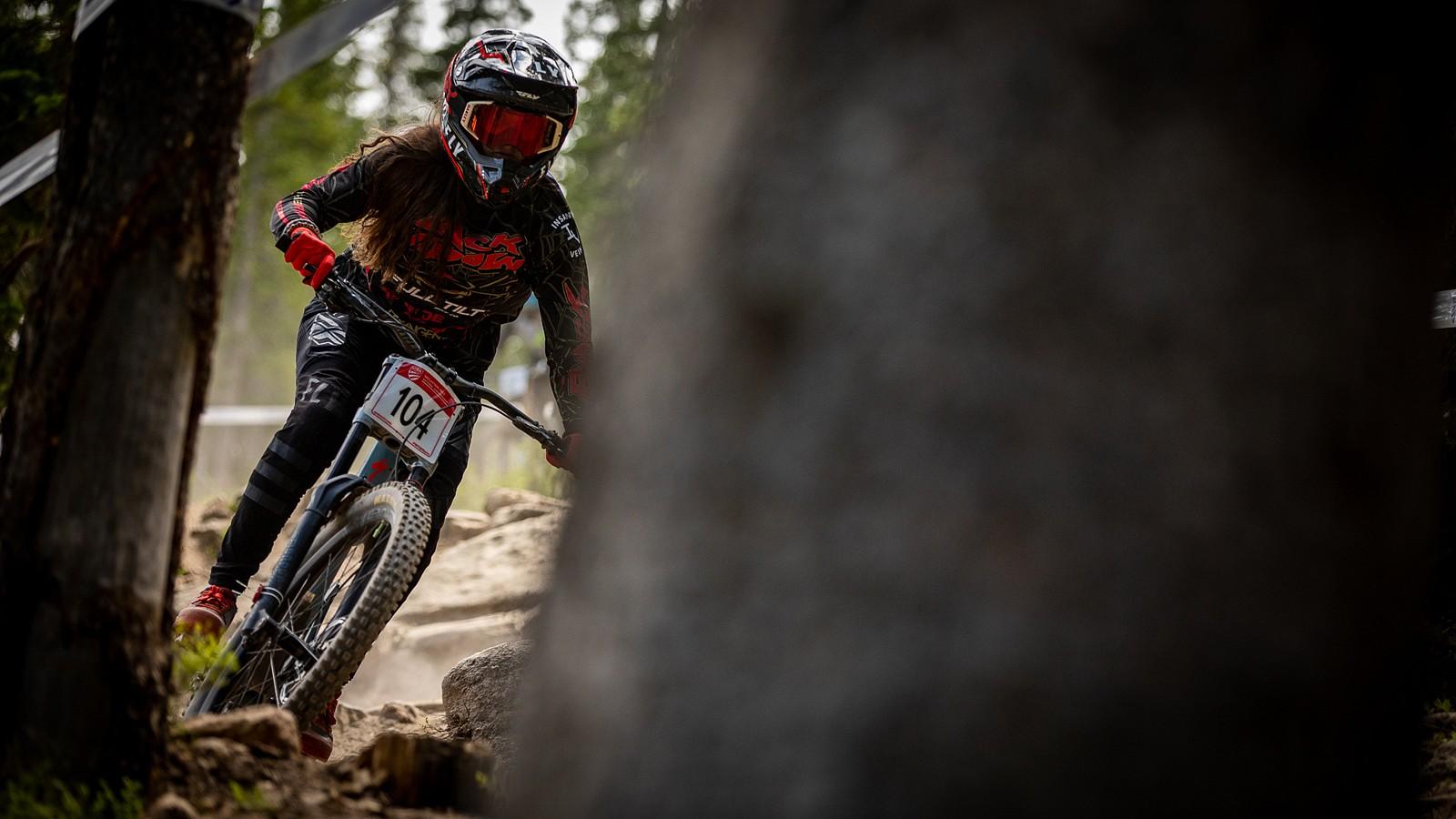 Caitlyn Farmer - US National Champs Downhill Photo Blast - Mountain Biking Pictures - Vital MTB